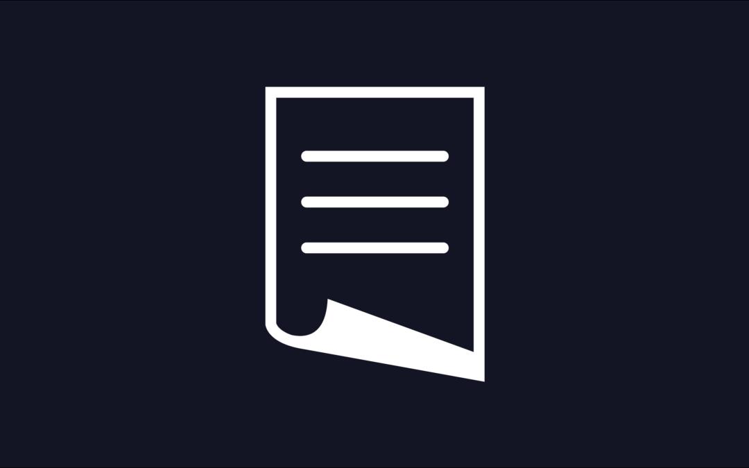 Compte-rendu du Conseil Municipal du 18 janvier 2021
